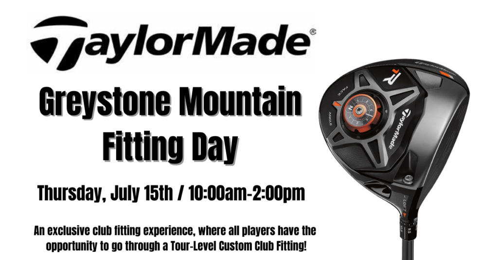 TaylorMade Golf Fitting